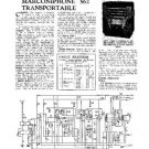 MARCONI 562 Vintage Service Information  by download #91834