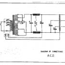 MARCONI AC2 Vintage Service Information by download #91864