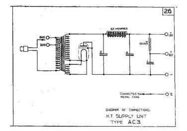 MARCONI AC3 Vintage Service Information by download #91865