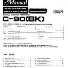 PIONEER ARP1184A Service Manual by download #91975