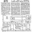 PYE 18A Vintage Service Information  by download #92007