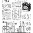 PYE P87BQ Vintage Service Information  by download #92078