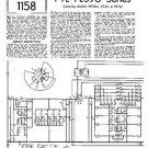 PYE P93U Vintage Service Information  by download #92079