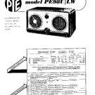 PYE P98U_LW Vintage Service Information  by download #92081