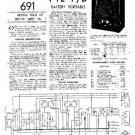 PYE PB Vintage Service Information  by download #92082