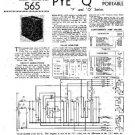 PYE Q Vintage Service Information  by download #92109
