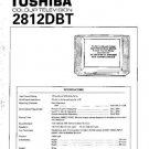 TOSHIBA 2512DBT Service Manual by download #92267