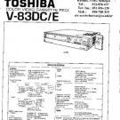 TOSHIBA V83E Service Information by download #92284