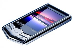 Cool Design MP4 Player - 4GB - 1.8 Inch Screen