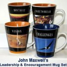 John Maxwells Leadership and Encouragement Mug Set