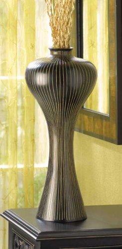 Zebra Stripes Vase