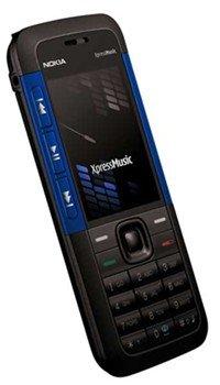 NOKIA 5310 XPRESSMUSIC BLUE TRIBAND PHONE UNLOCKED SIM FREE (Blue)
