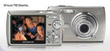 Olympus Stylus-710 7.1 Megapixel Digital Camera