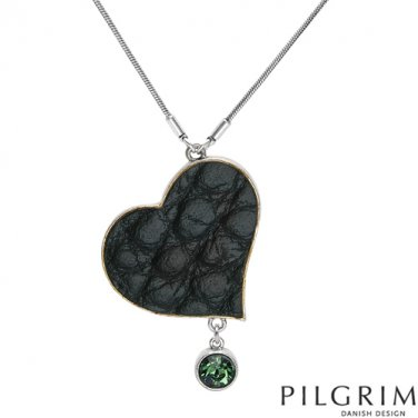 PILGRIM SKANDERBORG, DENMARK  Heart  Necklace