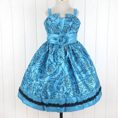 Pageant~Princess Dress up~Bridesmaid Dress Size 6
