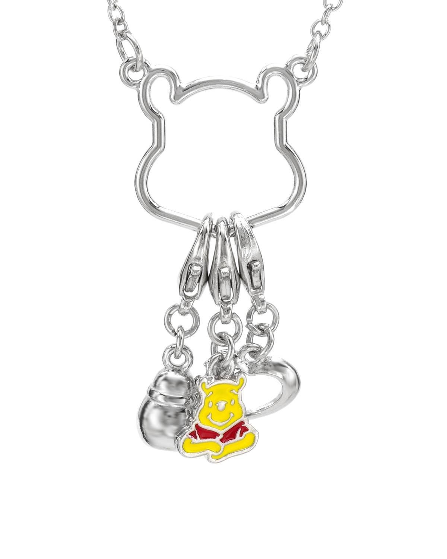 disney brand necklace winnie the pooh