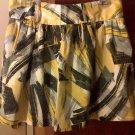 Multi Colored Juniors L Skirt