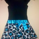 By- Rare too Leopard Tutu Dress- Girls 5