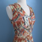 Vintage - Maxi dress southwest print size L