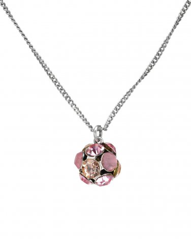 Genuine Crystal Necklace from Pilgrim Skanderborg, Denmark