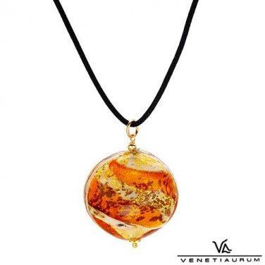 Murano Glass Pendant & neckalce
