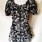 Sheer Tunic Size M