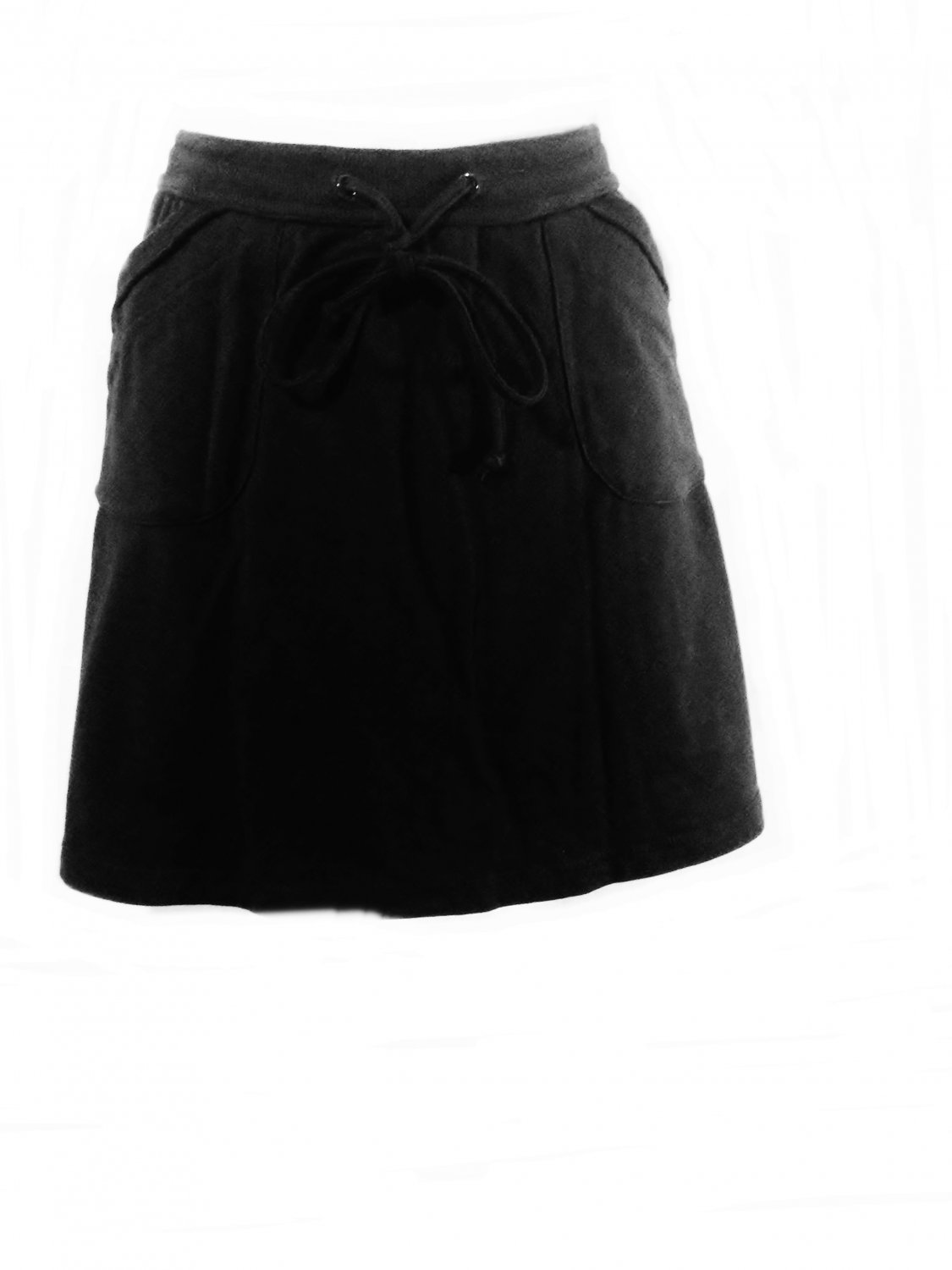 Black Cotton Mini