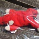 1993 McDonalds Ty Teenie Beanie Baby Snort the Bull