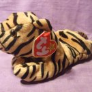 TY Beanie Baby Stripes the Tiger Mistake in Poem 1995