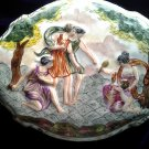 "Large"" Limoges"" Porcelain Box"
