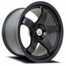 "18"" NS WHEELS NS-NSM01 18x8.5 Matte Black 5x100 5x114.3"