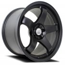 "18"" NS WHEELS NS-NSM01 18x10.5 Matte Black 5x100 5x114.3"