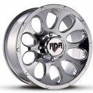 "22"" RDR Off Road ROCKY RD-02 Wheels Chrome Truck Rim (1Set)"