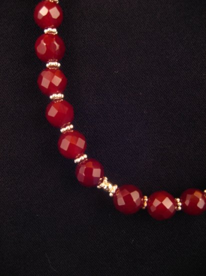 Carnelian Necklace : DMD1005