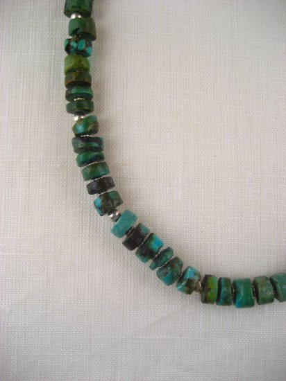 Turquoise Necklace : DMD1002