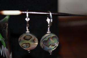 Abalone Earrings - DMD0229