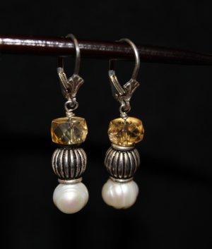 Bali and Pearl Earrings - DMD0241