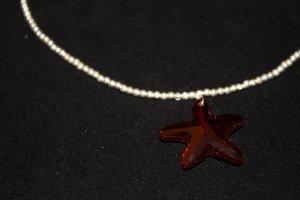 Swarovski Starfish Necklace - DMD0197
