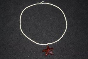 Swarovski Starfish Necklace - DMD0195
