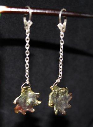 Peacock Keishi Pearl Earrings - DMD0242