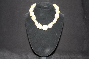 Citrine Chunk Necklace - DMD0297