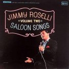 JIMMY ROSELLI-Saloon Songs Vol. 2 (1967) - LP