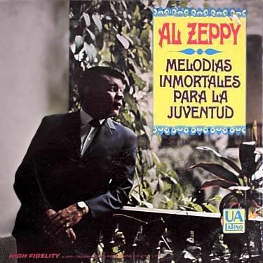 AL ZEPPY - Melodias Para La Juventud (1968) - LP