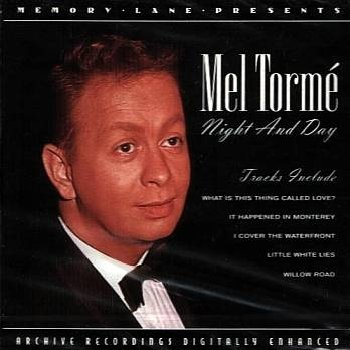 MEL TORME - Night And Day - CD