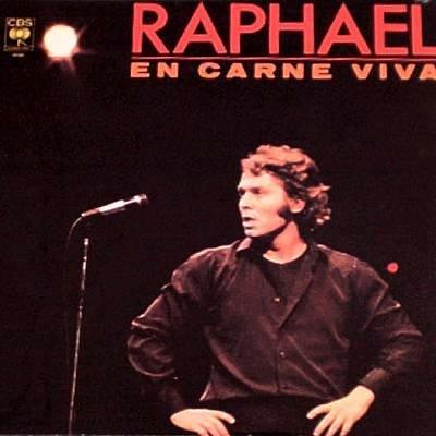 RAPHAEL - En Carne Viva (1981) - LP