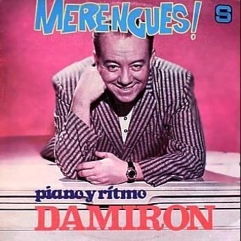 DAMIRON - Merengues! - LP