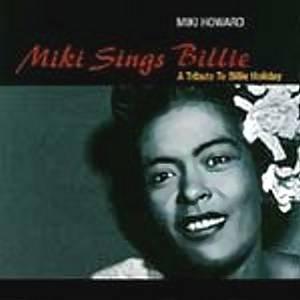 NIKI HOWARD - Niki Sings Billie (1994) - CD