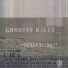 GRAVITY KILLS - Perversion (1998) - CD