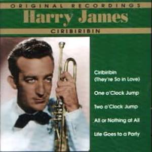 HARRY JAMES ORCHESTRA - Ciribiribin - CD