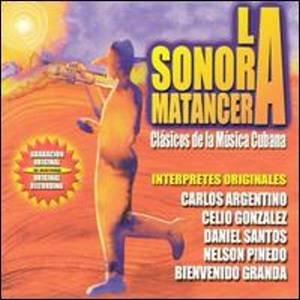 LA SONORA MATANCERA - Clasicos De La Musica Cubana (1999) - CD